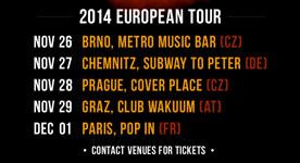 euro-tour-2014